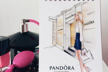 Calendario Pandora 2017